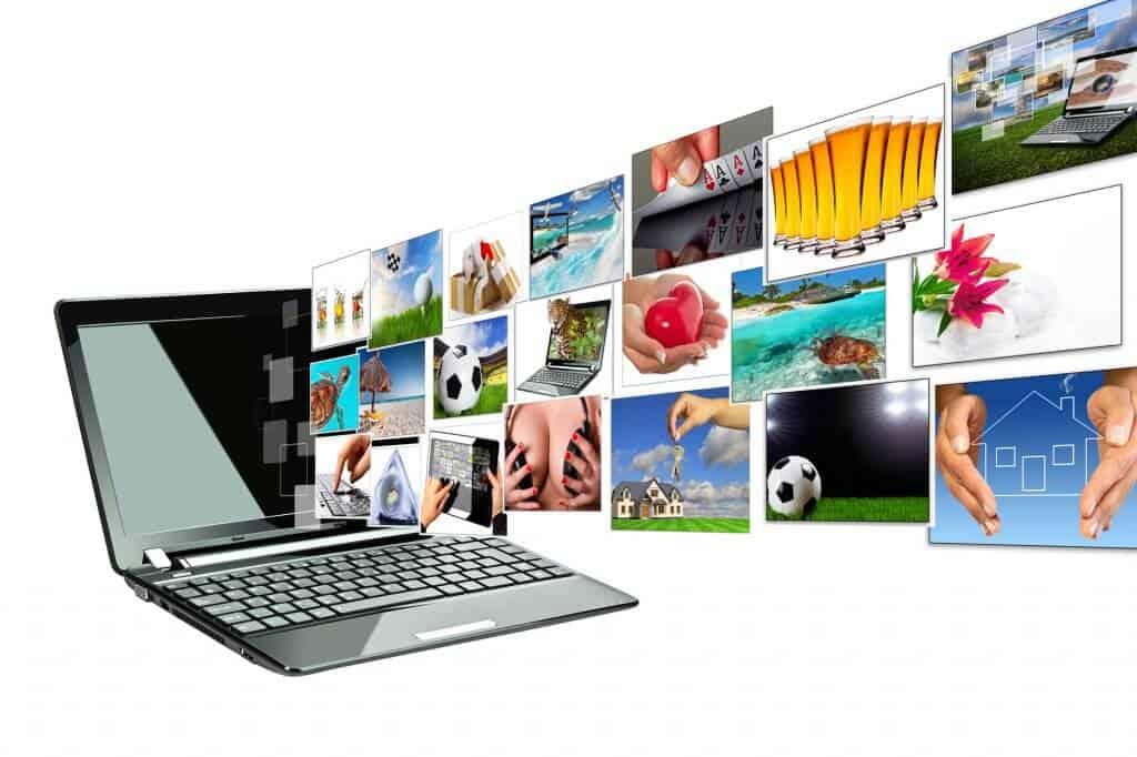 שימוש בתמונות באתר