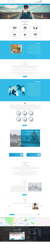 בניית אתר תדמית - הכח לשנות