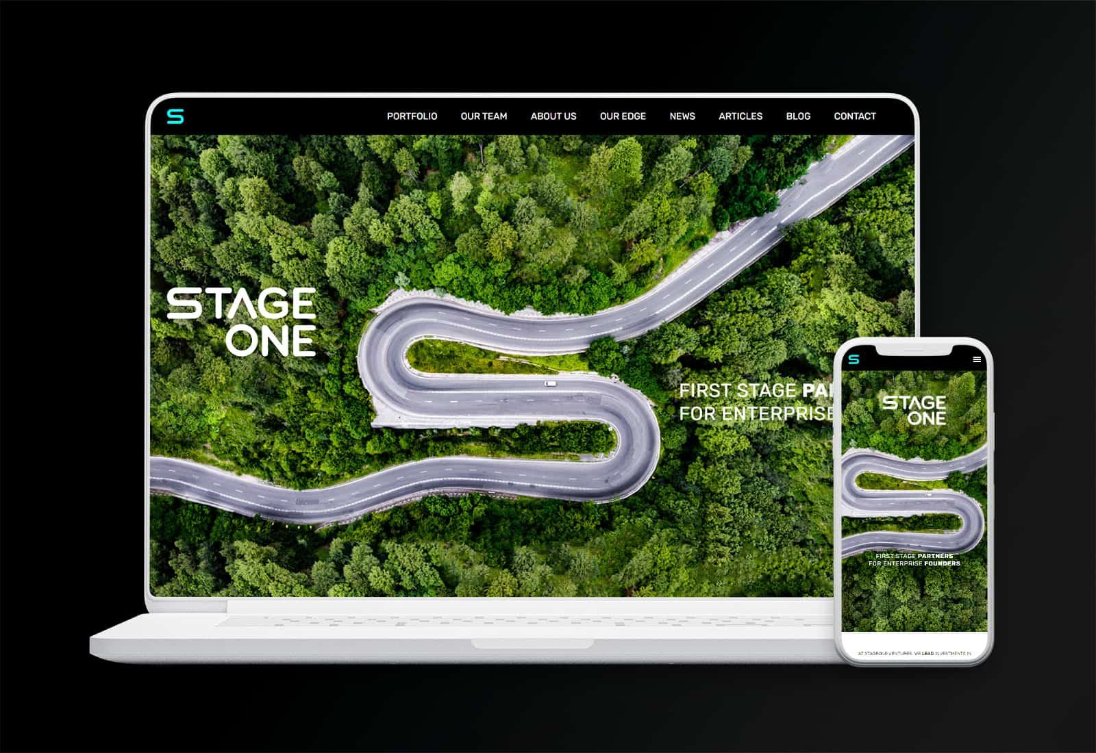 בניית אתרים - stage one
